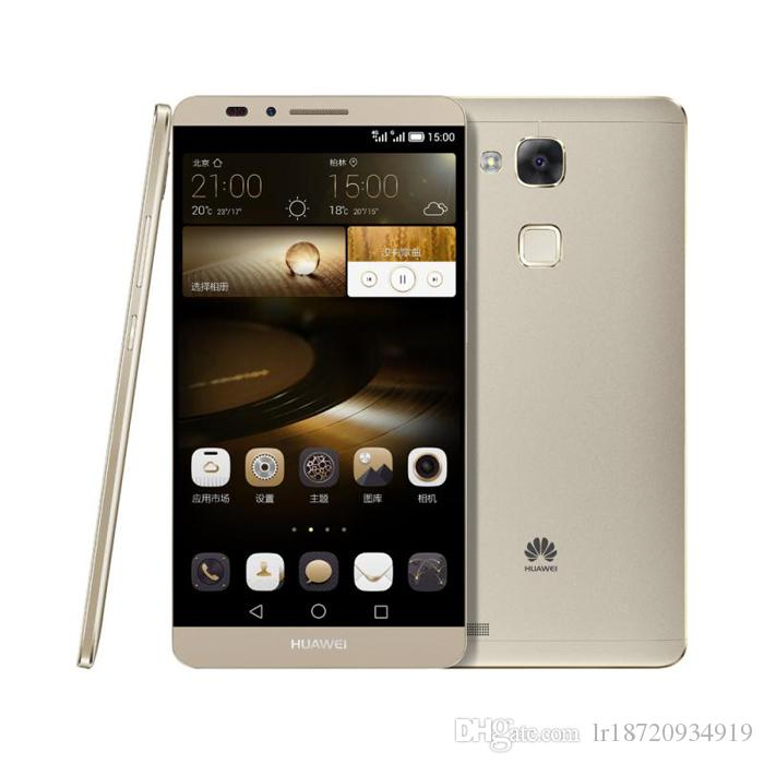 Original Huawei ascension Mate 7 3GB ram 32G rom Android 4.4 Octa Core 4G LTE Té