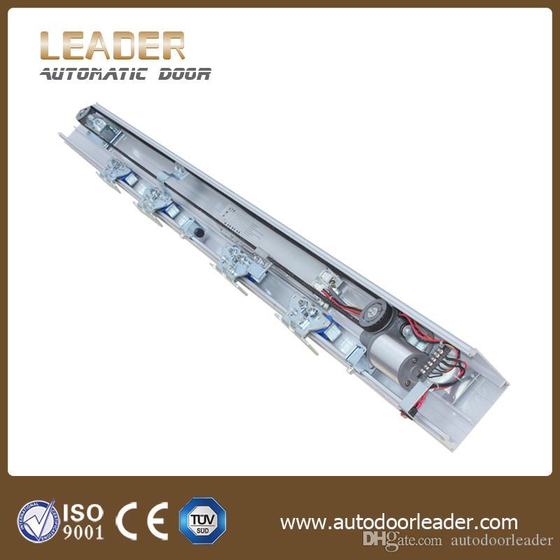 Automatic sliding door operator slim model