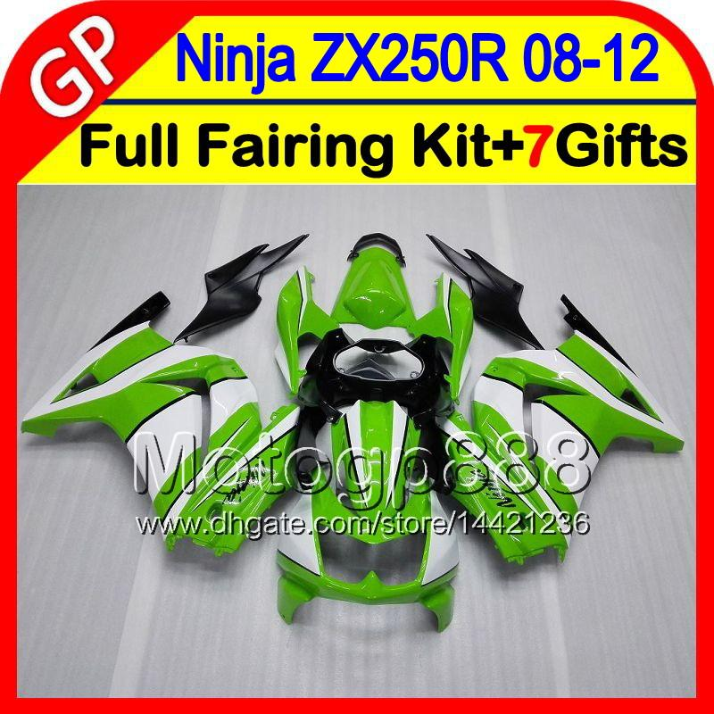 how to make a ninja 250r faster