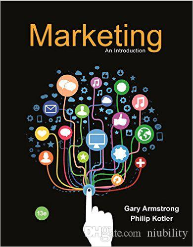 Marketing An Introduction (13e édition) 978-0134149530 (En stock Expédition rapi