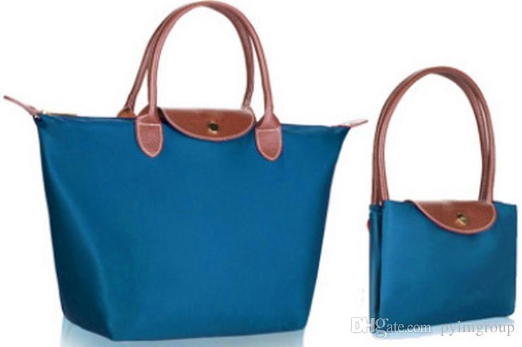 2017 Shopping Travel Bag Collection Handbag Dress Fold Waterproof ...