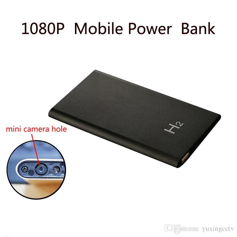 power bank hidden camera instructions