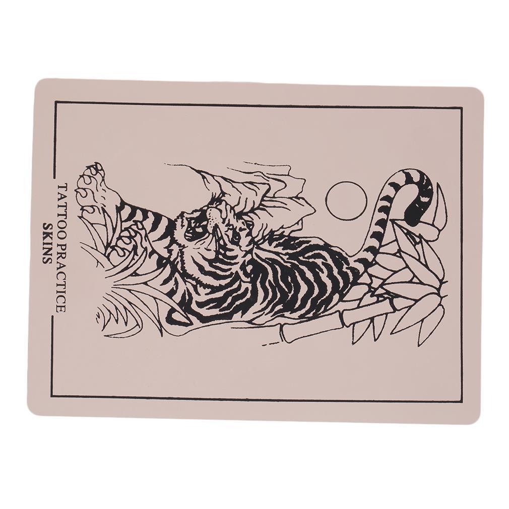 tub time machine 2 tiger painting