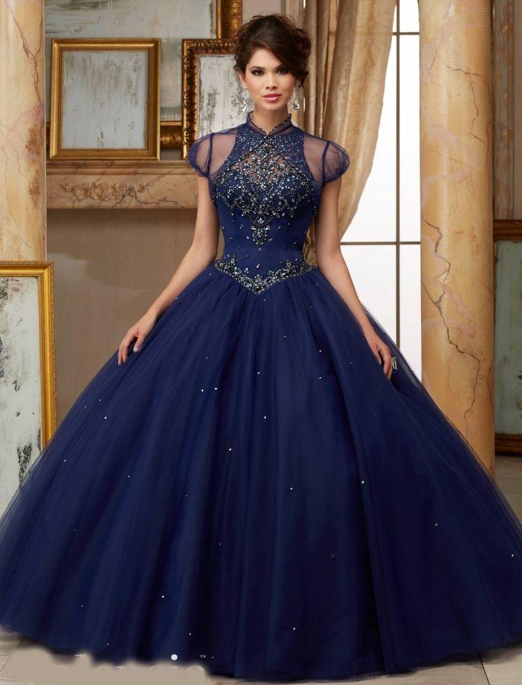 Blue quinceanera dresses 2018 pictures