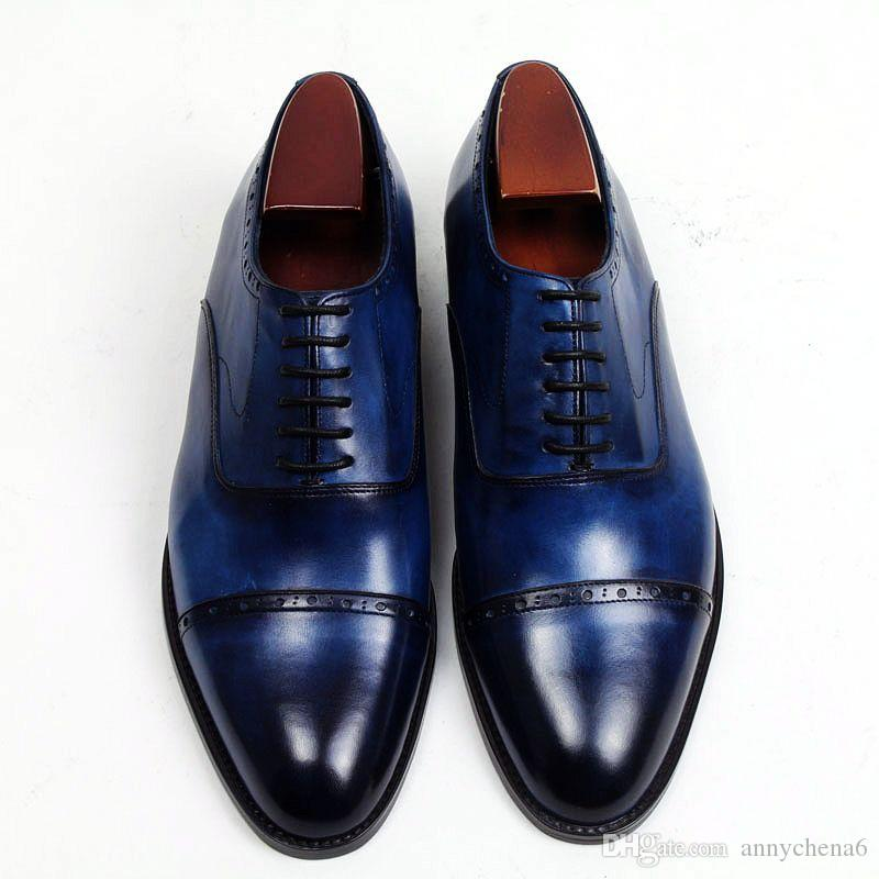 Mens Bespoke Shoes Online