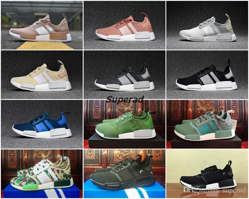 adidas NMD R1 champs exclusive 3M reflective, Men's Fashion