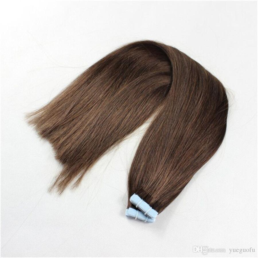 Grade 8a pu tape in hair extensions 25g pieces asian human hair grade 8a pu tape in hair extensions 25g pieces asian human hair cheap price hair 18inch color 14 200g burmese hair extensions tape hair extensions skin pmusecretfo Images