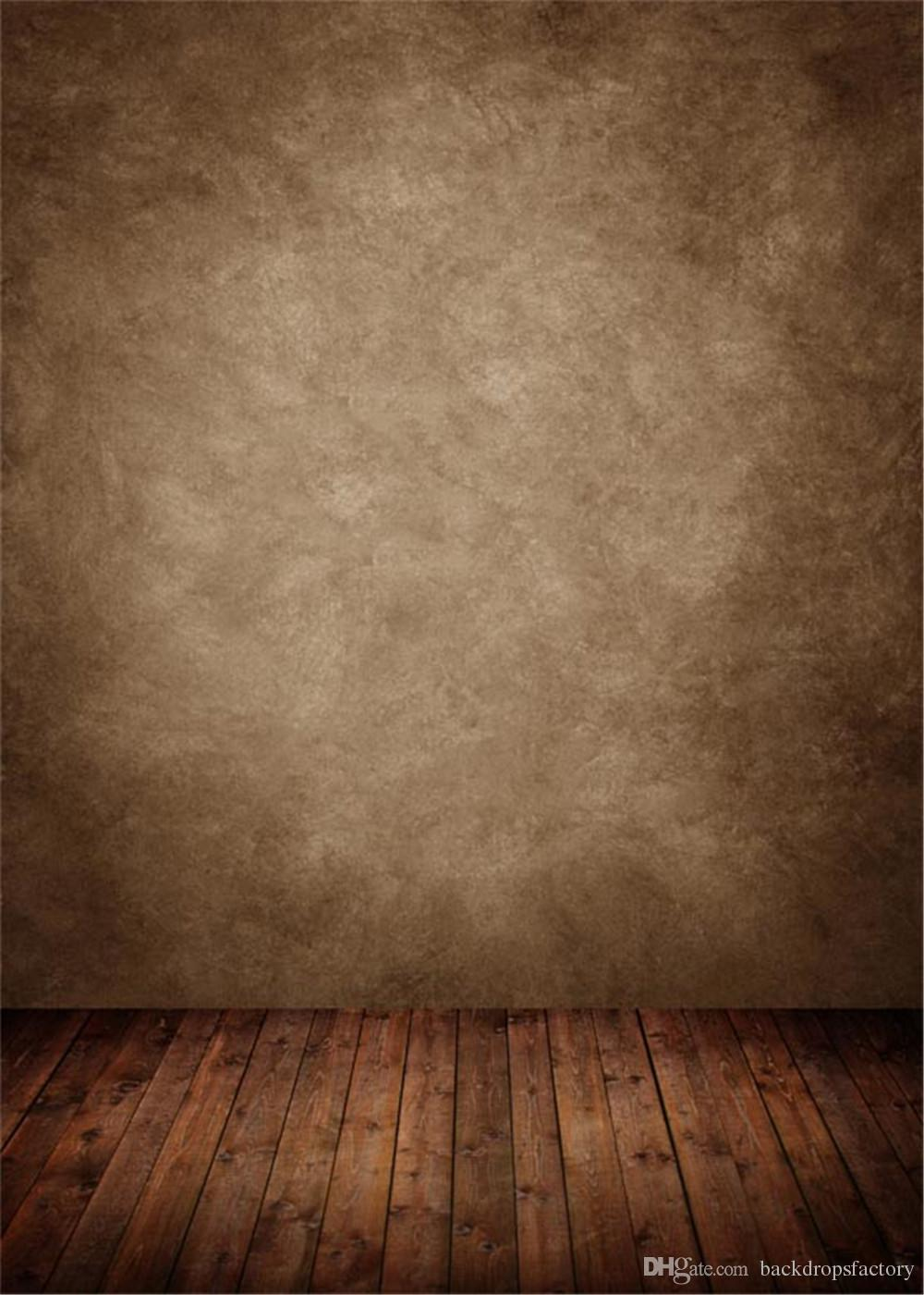 Vintage Brown Wall Photography Backdrop Dark Wooden Texture Floor Studio  Indoor Photo Shoot Backdrops Kids Children Photographic Background Vinyl  Backdrops ...