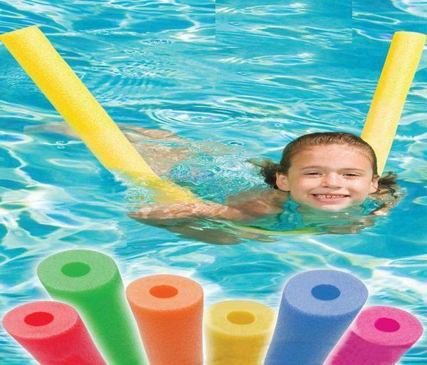 2017 wholesale swimming pool noodle epe hollow 6 0 150cm for beach swimming floating chair for Swimming pool noodle fun chair
