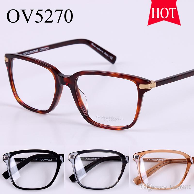 new design sunglasses  2017 2017 New Design Vintage Optical Glasses Oliver Peoples Ov5270 ...