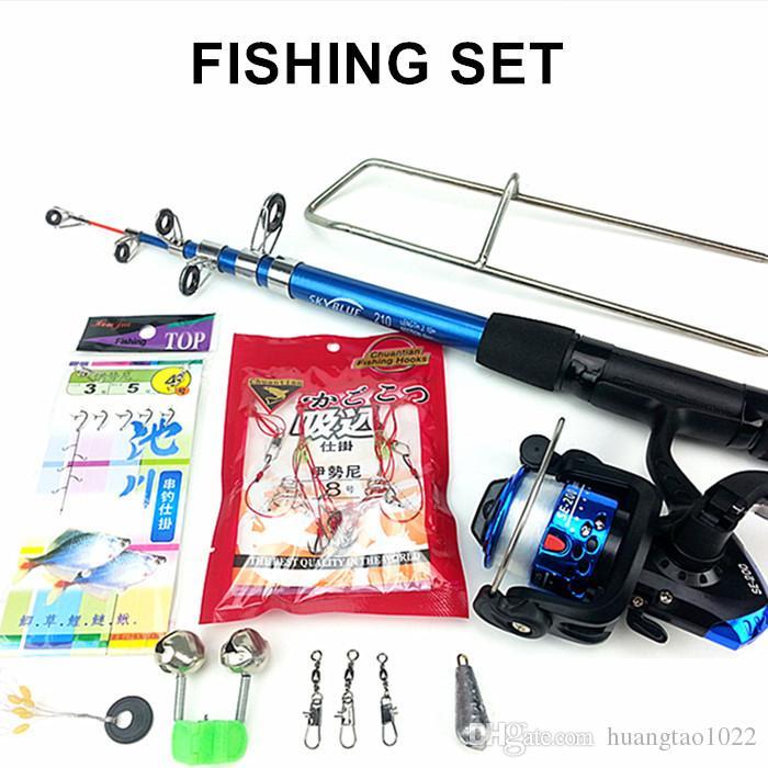Lure Rod Carbon Deep Sea Saltwater Fishing Rod Portable