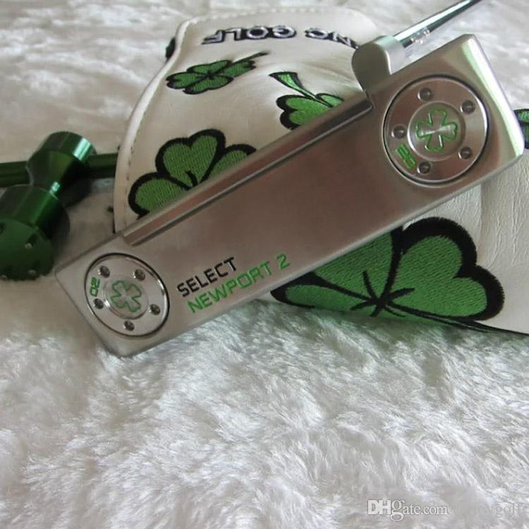 Cheap Sale Custom 2016 Lucky Clover Edition 2016 Newport 2 Putter Custom Golf Cl