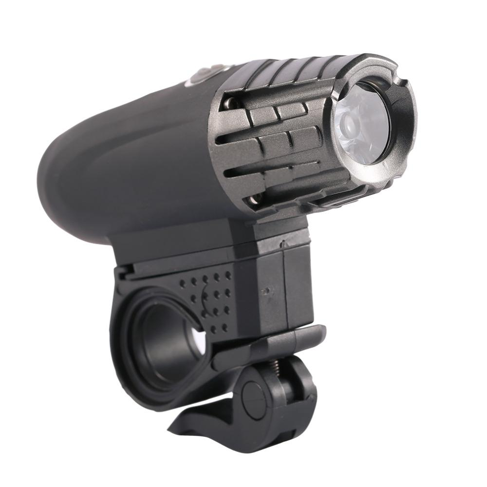 Usb Rechargeable Bike Light Led 200 Lumens Super Bright Front