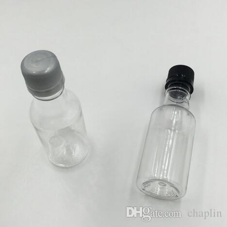 2017 mini liquor bottles 50ml clear mini empty plastic for Empty mini plastic wine bottles
