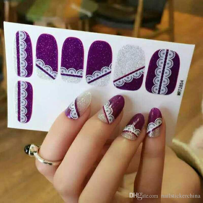 Newest nail art images best nail ideas 2017 newest nail art stickers water transfer patterns prinsesfo Choice Image