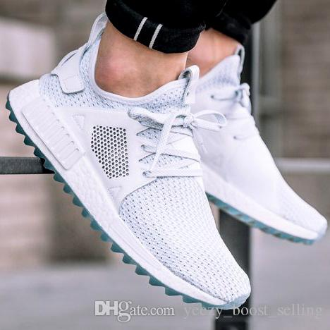 Adidas NMD R1 white tactile green Womens 8 For Sale Philippines