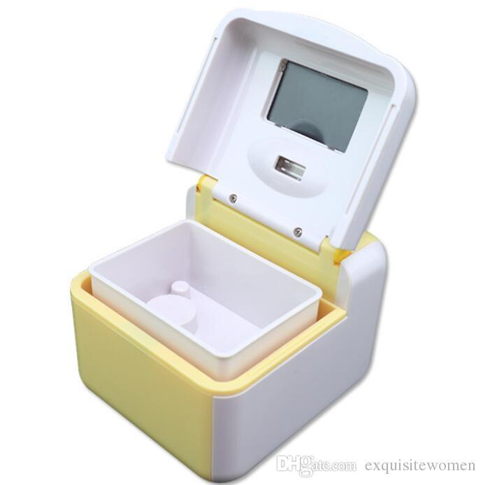 denture cleaning machine