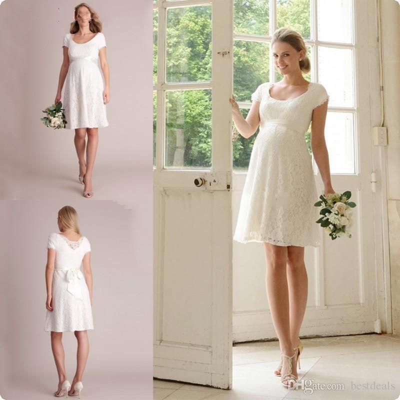 Cheap Short Maternity Dresses