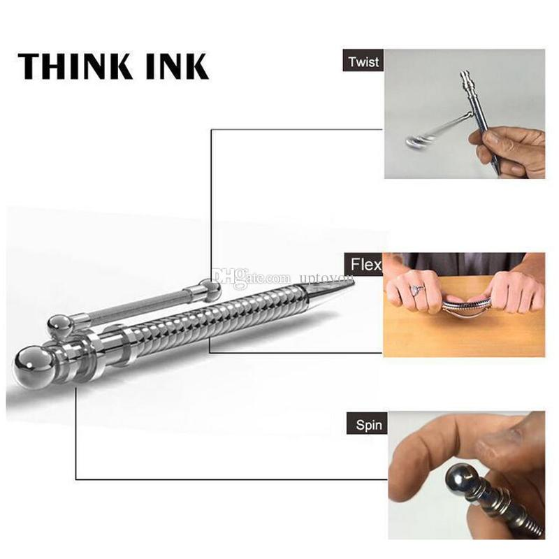 think ink pen how to use