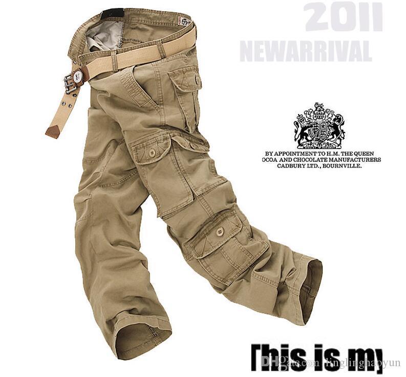Best Cargo Pocket Pants Men to Buy   Buy New Cargo Pocket Pants Men
