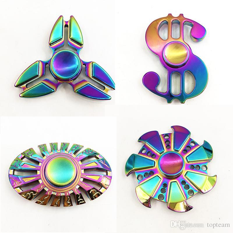 New type thor fidget spinner butterfly fish swincho for Fish fidget spinner