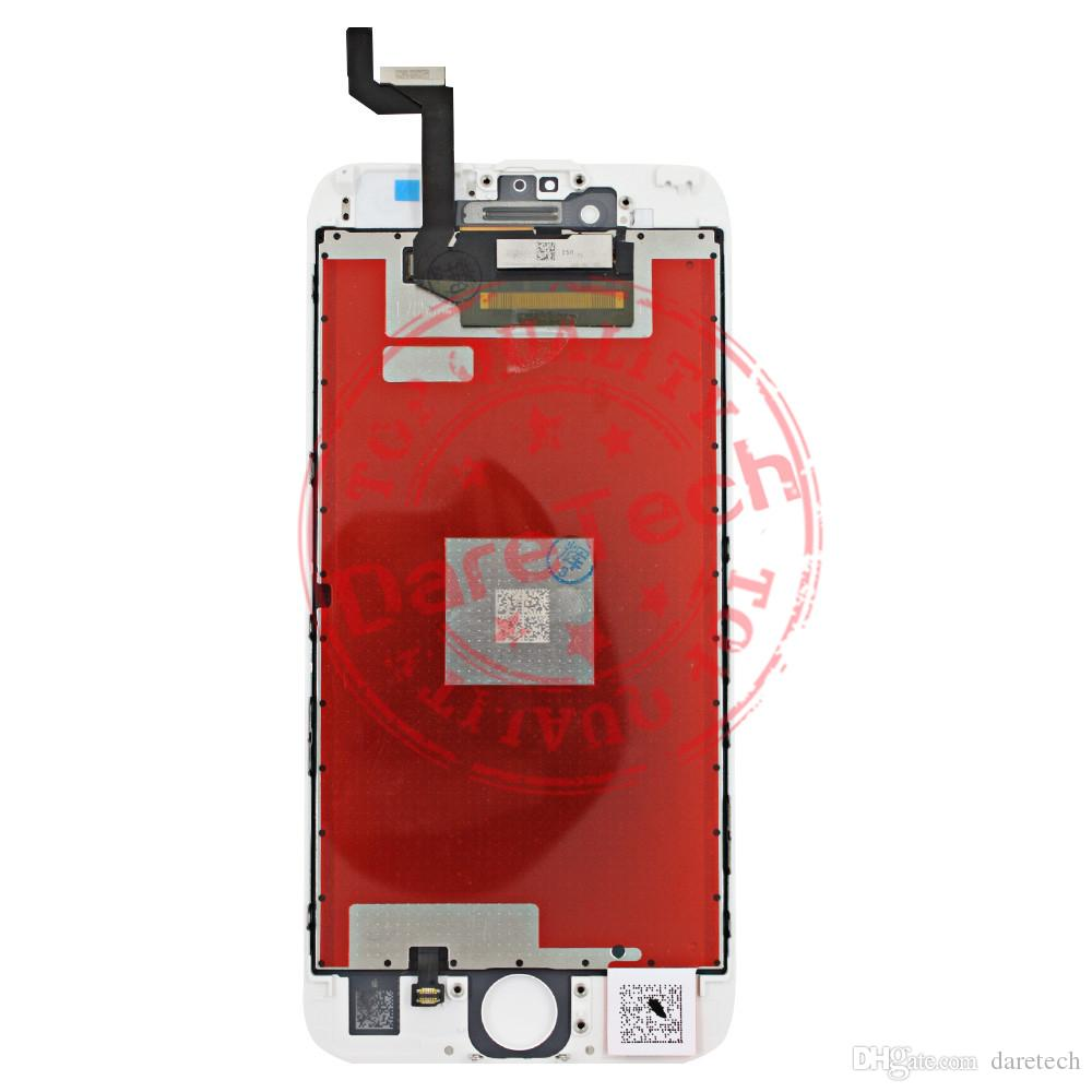 Pour iphone 6s Replacement Touch Digitizer Screen avec cadre Full Assembly Repla