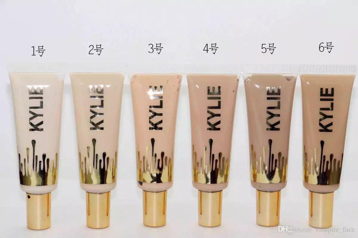 2016 New Kylie Liquid Foundation Makeup Face Powder Kylie ...