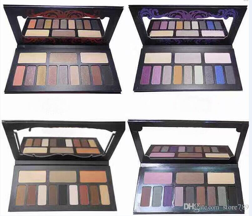 Livraison gratuite ePacket! HOT nouveau maquillage MIX 4 couleurs Shade + Light