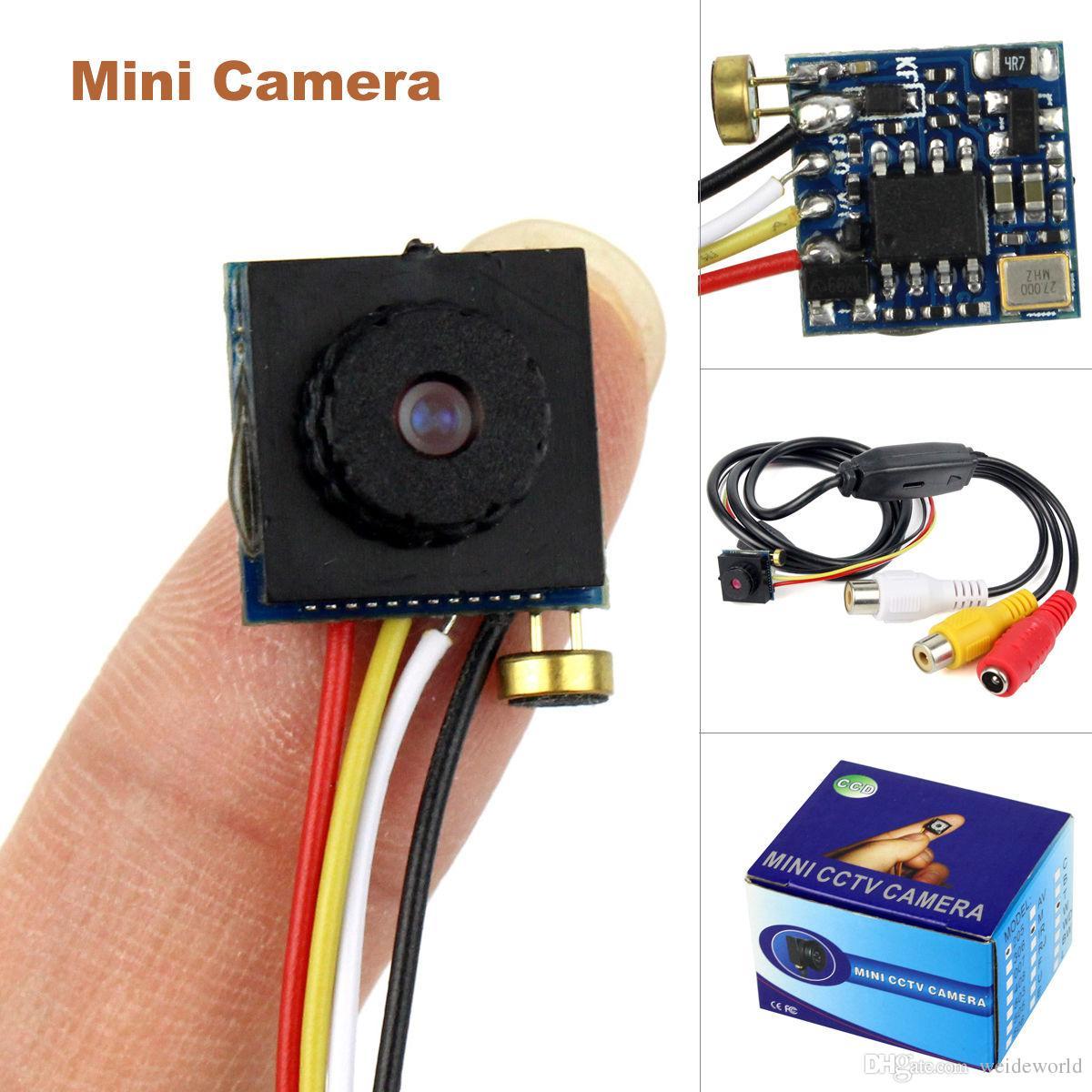 Камера видеонаблюдения из usb своими руками камеры