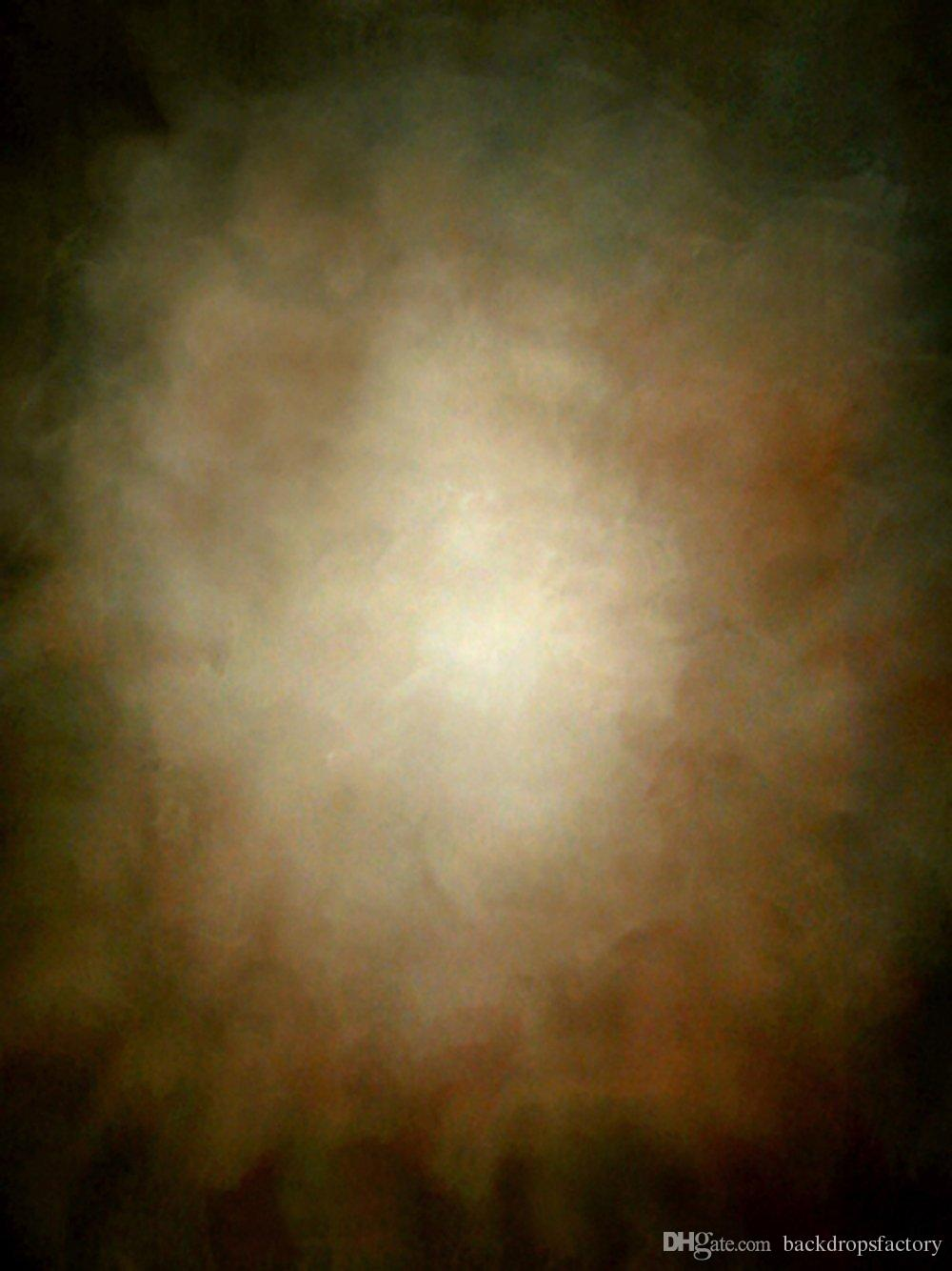 Color booth online - Brown Hazy Photography Backdrops Vintage Digital Printed Studio Portrait Backgrounds Abstract Pictures Photo Booth Backdrop Wallpaper Solid Color Backdrops