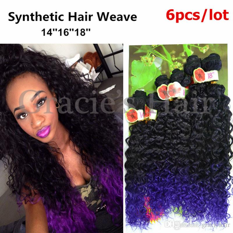 Synthetic curly hair bundles kinky curly jerry curl ombre hair synthetic curly hair bundles kinky curly jerry curl ombre hair weave bundles two tone synthetic hair extensions synthetic hair extensions synthetic hair pmusecretfo Choice Image