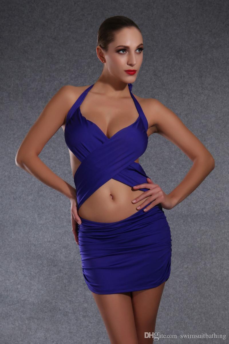 2017 2017 V Belt Skirt Multi Color Swimsuit Sex Brazilian ...