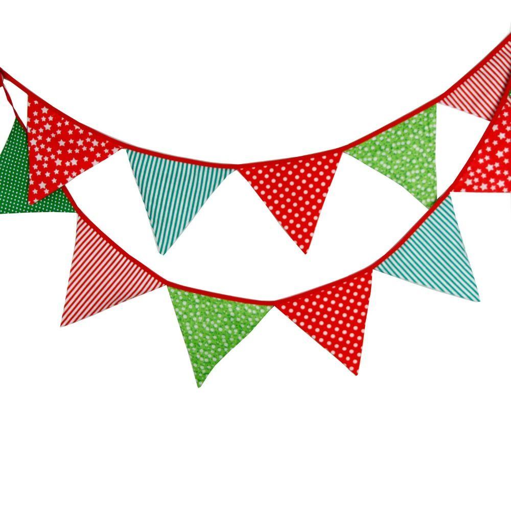 wholesale color cotton flag children u0027s birthday decorations