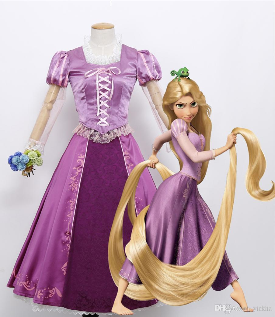 tangled rapunzel dress  eBay