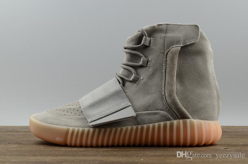 Adidas Original Yeezy Boost 750 Glow In The Dark 2017 Remise BB1840 / BY2456 / B