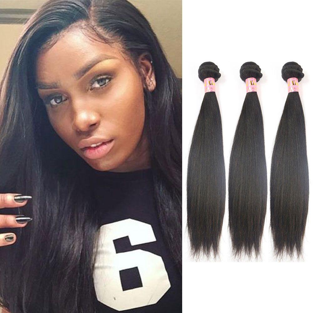 Wholesale Malaysian Straight Hair Extensions 100 Human Hair