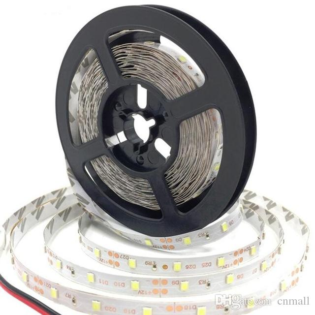 Nouveau SMD 3528 60LED / M Led Flexible Strip Light RVB 5M IR Led Led Controller