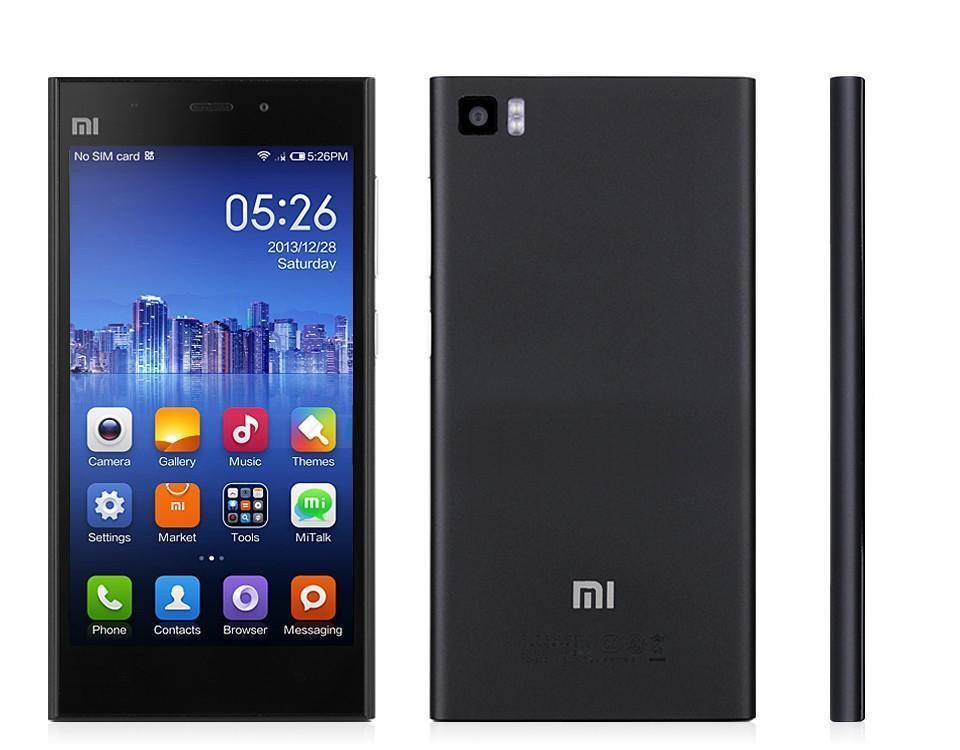 best original xiaomi mi3 m3 in mobile phone qual m quad