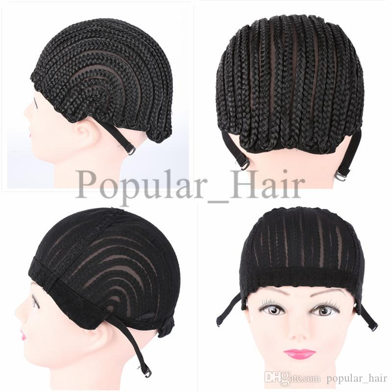Marvelous Braiding Hair Products Making Wig Cornrows Cap Braided Cap For Short Hairstyles Gunalazisus
