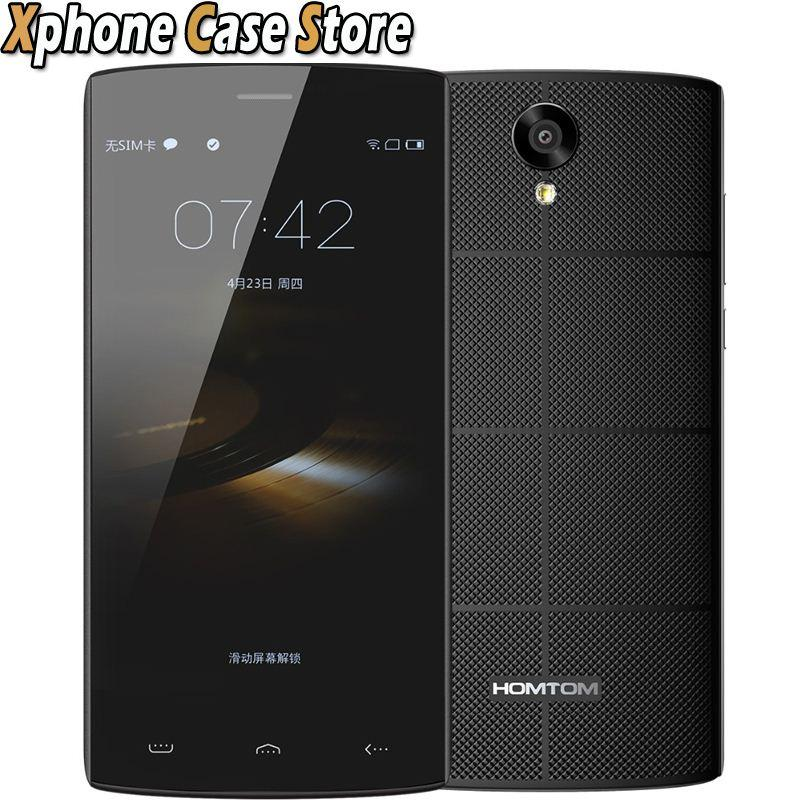 En Stock HOMTOM HT7 Android 5.1 5.5 pouces 3G WCDMA 8GB ROM 1GB RAM Téléphone po