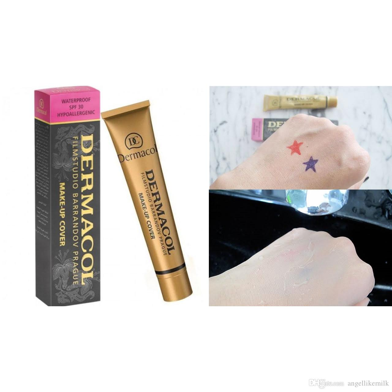 Most Hot Sale Super Coverage Best Waterproof Make Up Cover ...