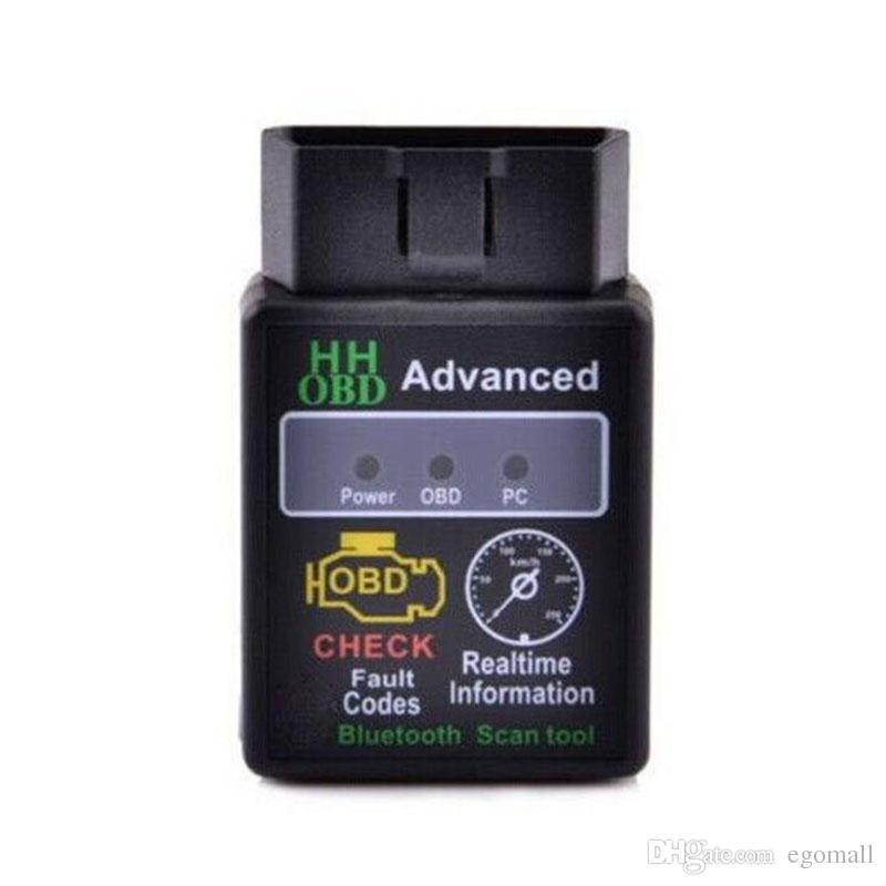 hh obd advanced bluetooth scan tool instructions