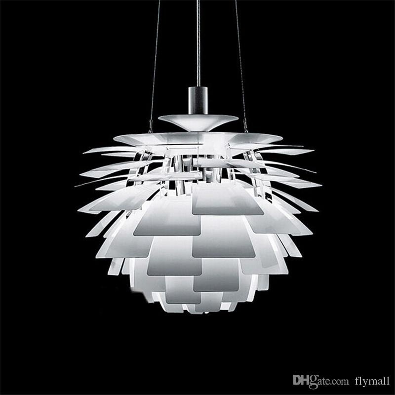 discount 60cm ceiling pendant lamp poul henningsen ph artichoke hanging pendant lighting. Black Bedroom Furniture Sets. Home Design Ideas