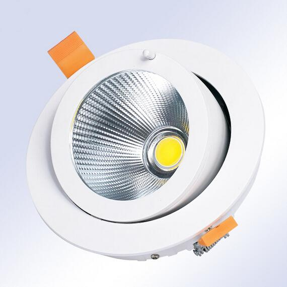 Wholesale 15w 20w 30w led trunk downlight ac85 265v - Downlight led 20w ...