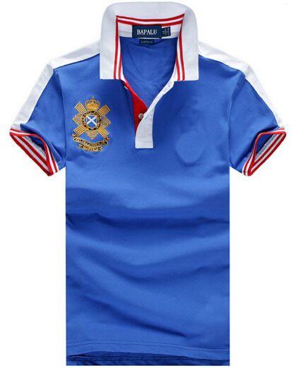2017 american design man classic polo shirt high quality for High quality embroidered polo shirts