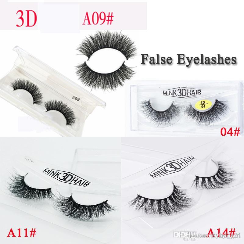Types Of False Eyelashes Picsbud