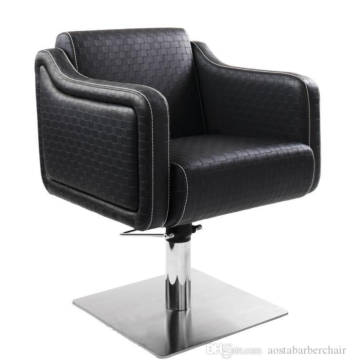 2017 salon hairdressing chair used hair styling chairs for Used salon chairs