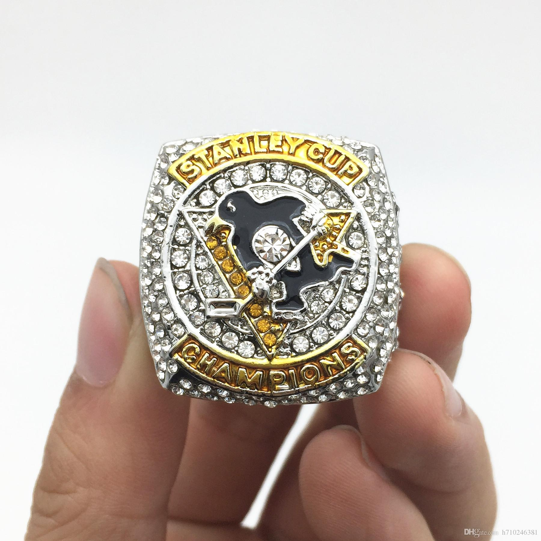 Penguins Stanley Cup Ring  Cost