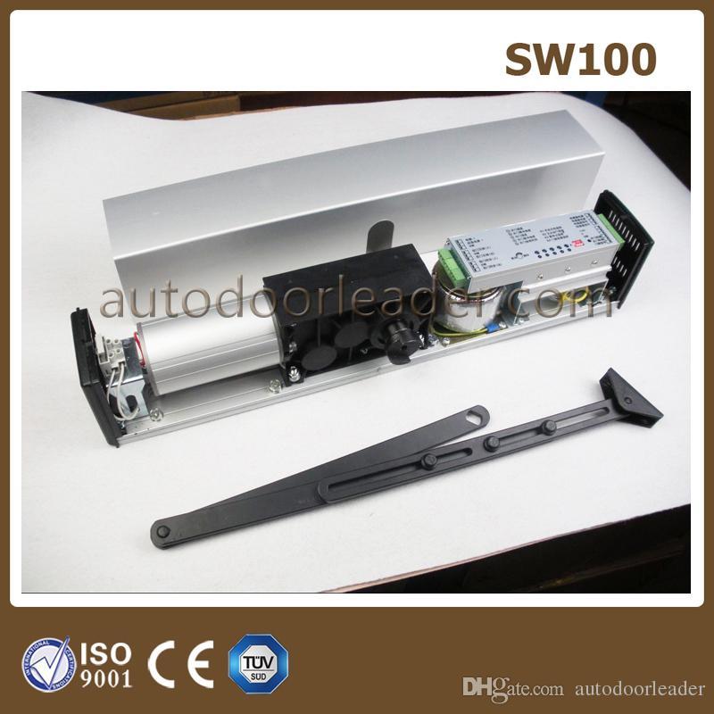 Durable motorized swing door opener automatic