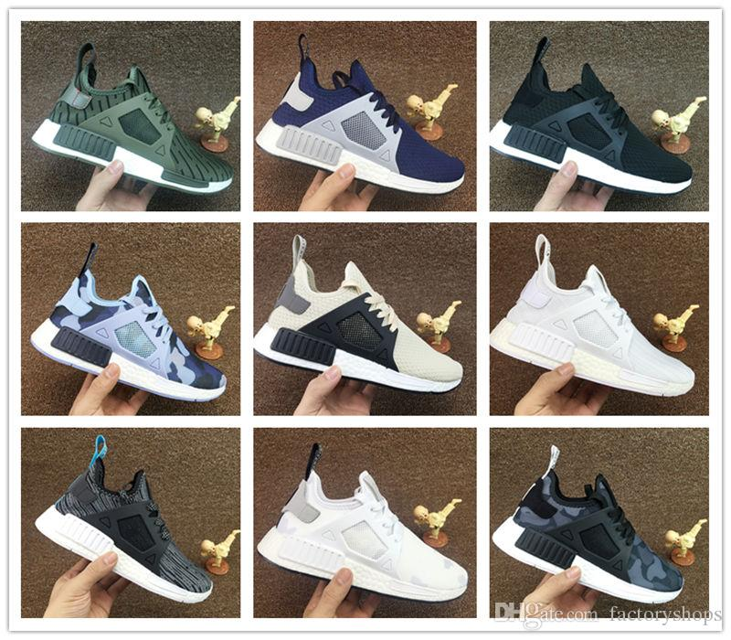 Shop Adidas nmd xr 1 glitch size 6 2017 March New Tongs of Spilsby